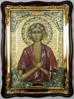 Мария Египетская  икона