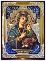 Неустанной помочи Пресвятая Богородица