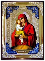 Почаевская Пресвятая Богородица 002