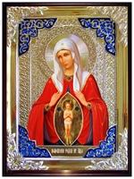 Поможение в родах Пресвятая Богородица 001