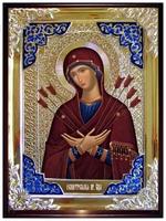 Семистрельная Пресвятая Богородица 001