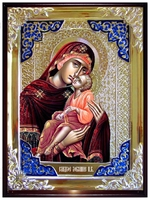 Сладкое лобзание Пресвятая Богородица