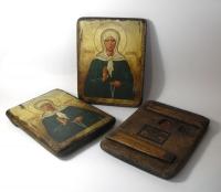 Икона под старину Св. Матрона