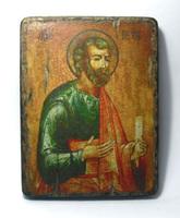 Икона под старину  Св. Апостол Пётр
