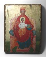 Икона под старину  Державная Б.М.