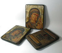Икона под старину Божией Матери Казанская