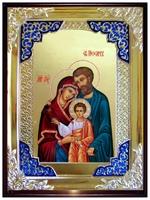 Святое семейство(Иосиф,ПБ,Спас)
