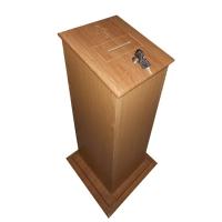 Ящик для пожертвований тумба