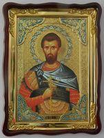 Виктор святой мученик  икона