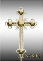 Крест накупольный 001