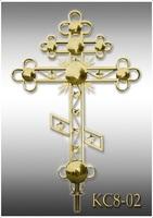 Крест накупольный 016