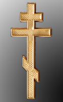 Крестик класический малый 18
